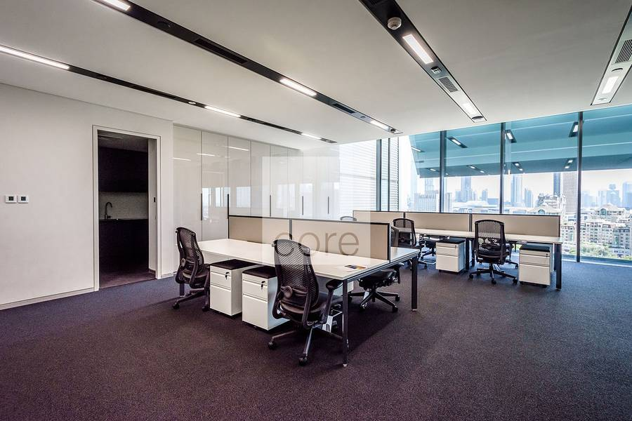 2 Fully fitted office available in Index