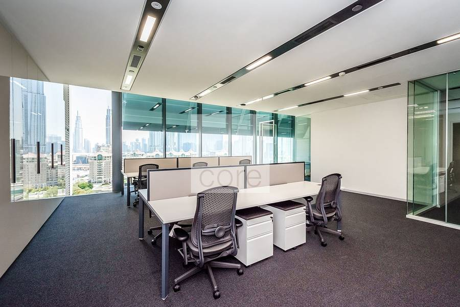 Fully fitted office available in Index
