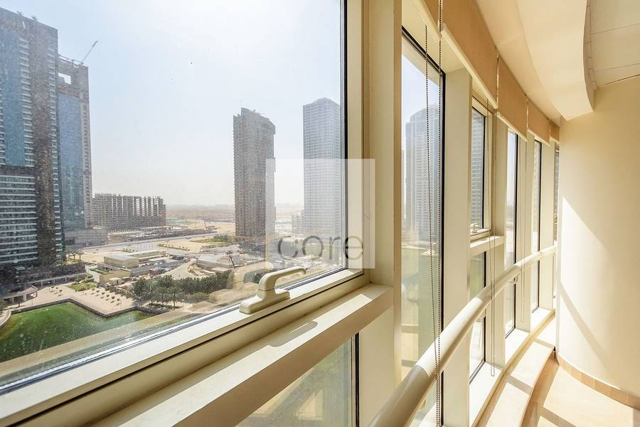 Fitted Unit | Mid Floor | DMCC Freezone