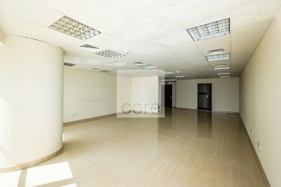 2 Fitted Unit | Mid Floor | DMCC Freezone