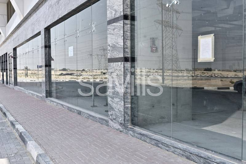 2 Superb Frontage Retail Units|Quality Buildings