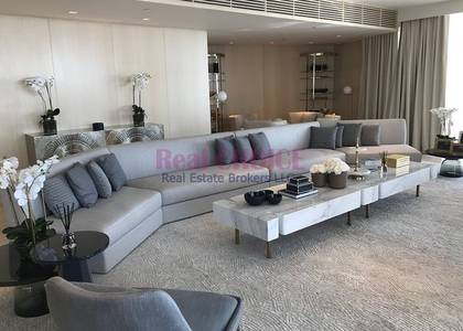 4 Bedroom Penthouse for Sale in Palm Jumeirah, Dubai - Upgraded Finishes|Manhattan Style 4BR PH
