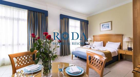 Hotel Apartment for Rent in Bur Dubai, Dubai - Multiple cheques accepted|Free Parking |Fully Furnished