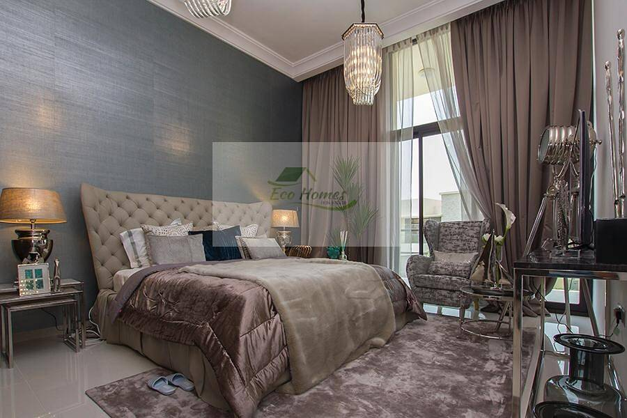 2 5 Bed Furnished VD1 Free Service Charges & Payment Plan