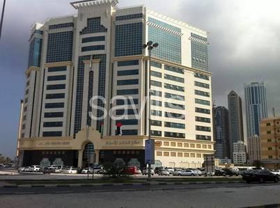 مکتب  للايجار في الممزر، الشارقة - Fitted Vacant office near Mamzar Beach Sharjah
