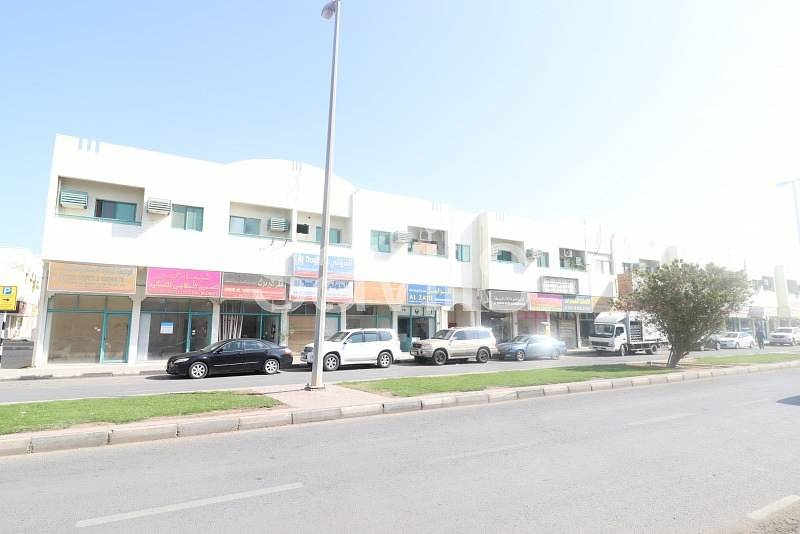 Retail Shops | Yarmouk Sharjah