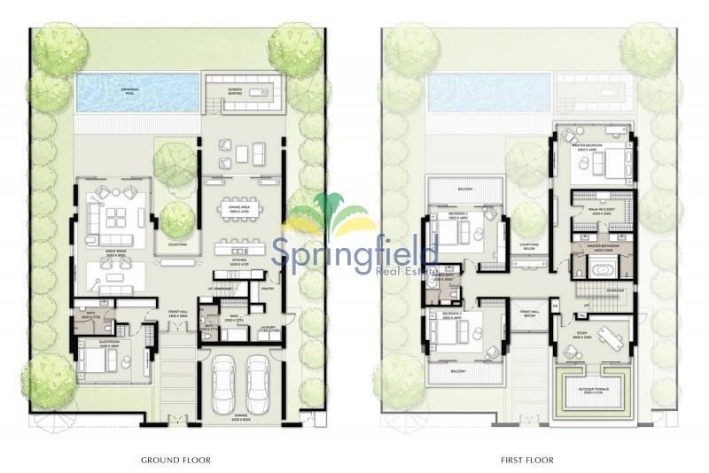 13 Large Villas | 2 Years Post Handover Plan