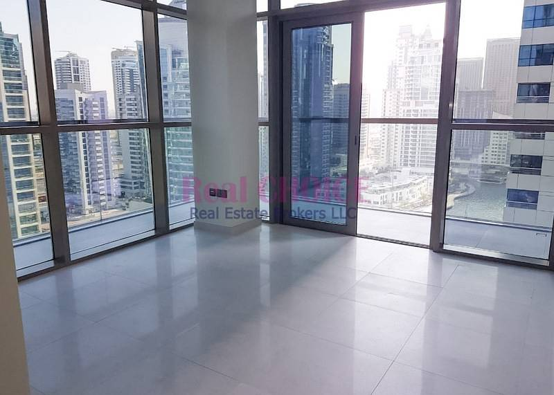 Semi Furnished New 2BR Middle Floor Apt