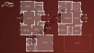 Dubai Style 3 Bedroom Villa Type A
