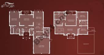Alhejaz Style 3 Bedroom Villa Type B