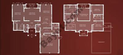 Quortaj Style 3 Bedroom Villa Type B