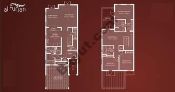 Alhejaz Style Terrace A