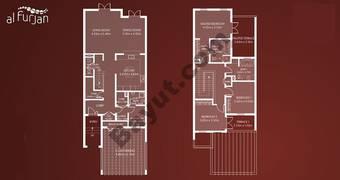 Alhejaz Style Terrace B