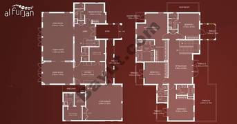 Alhejaz Style 5 Bedroom Villa Type A