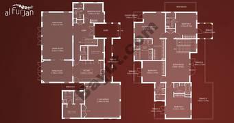 Dubai Style 5 Bedroom Villa Type A