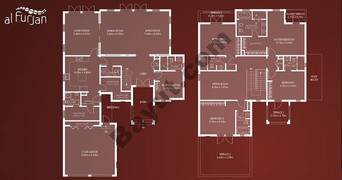 Dubai Style 5 Bedroom Villa Type B