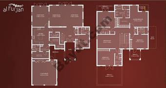 Quortaj Style 5 Bedroom Villa Type B