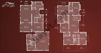 Dubai Style 6 Bedroom Villa