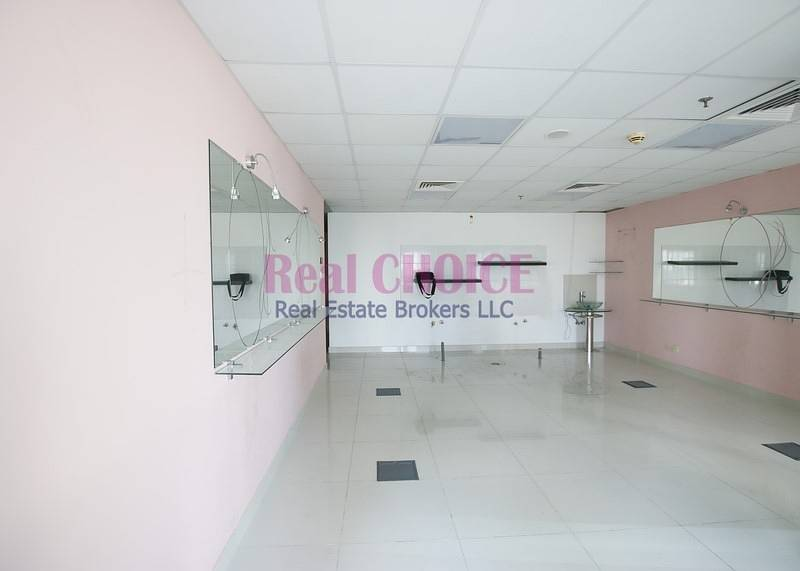 Fully Fitted Spacious Office|Low Floor