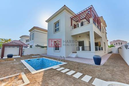 4 Bedroom Villa for Sale in The Villa, Dubai - Custom-Built Villa with Pool + Garden