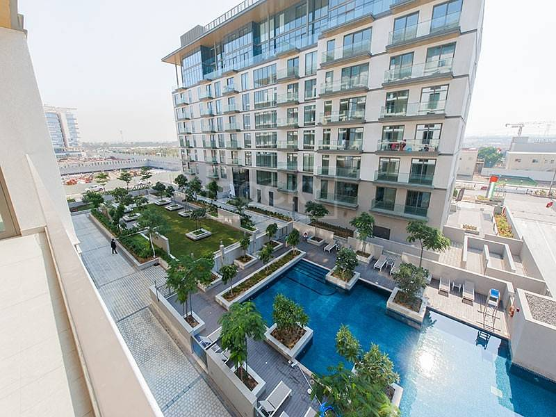 11 Brand New 1 Bedroom  in Sobha Hartland Greens