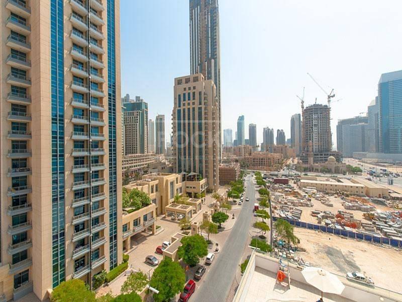 The Bahwan Tower Brand New Bldg in Burj Khalifa