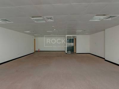 Office for Rent in Jumeirah Lake Towers (JLT), Dubai - Fitted Office  in Jumeirah Business Center 1 JLT