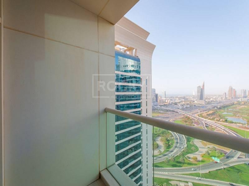 10 2Bed plus Maid | Marina view | Al Seef2 JLT