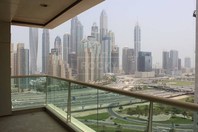 2 Bedroom  with Balcony in Jumeirah Lake Towers