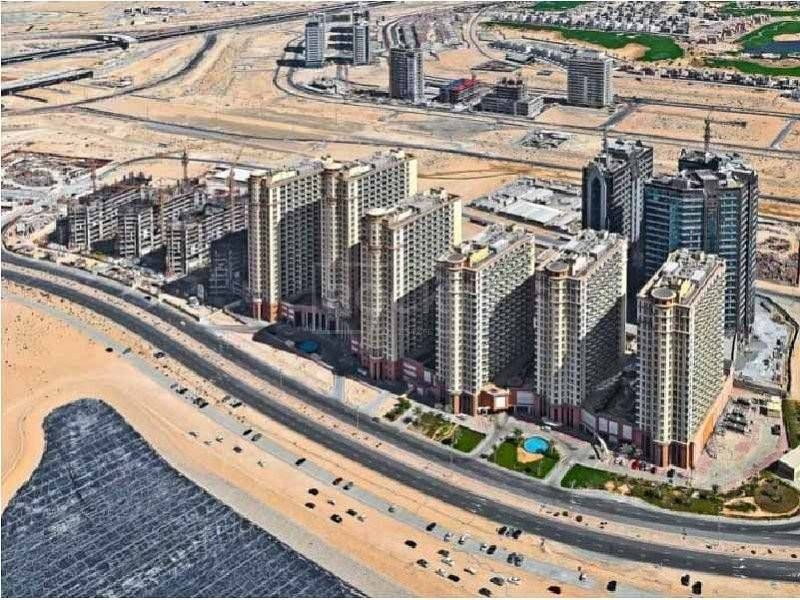 2 Shell and Core Retail in Al Barsha