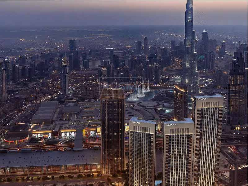 1 Bedroom Apartment next to Dubai Mall