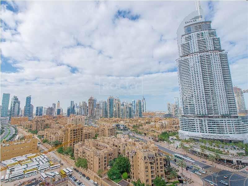 10 1 Bedroom Apartment next to Dubai Mall