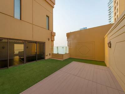 4 Bedroom Penthouse for Sale in Jumeirah Beach Residence (JBR), Dubai - Investment Deal Full Sea View  in Bahar 4