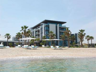 4 Bedroom Apartment for Sale in Pearl Jumeirah, Dubai - Beachfront  Apartment in Nikki Beach