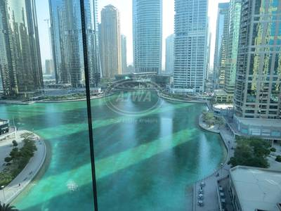 Office for Rent in Jumeirah Lake Towers (JLT), Dubai - Fully Furnished Office in Indigo Icon