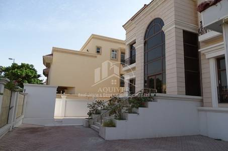 Villa Compound for Rent in Al Nahyan, Abu Dhabi - Commercial Villa in Al Nahyan for Rent!