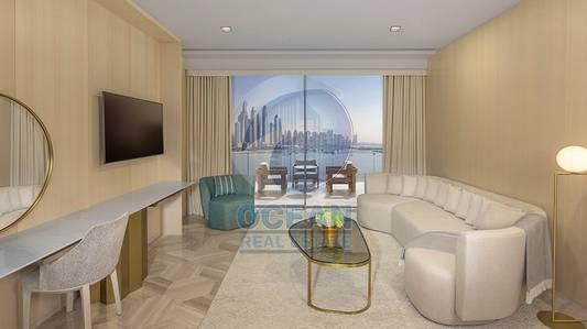 2 Bedroom Apartment for Sale in Palm Jumeirah, Dubai - 2BR  Hotel Apartment