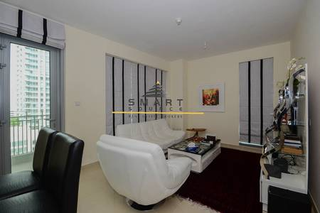 1 Bedroom Flat for Sale in Downtown Dubai, Dubai - High Floor! 1 BR Apt. Standpoint Tower