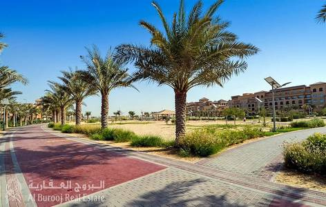 Plot for Sale in Jumeirah Village Triangle (JVT), Dubai - G+1 Residential Plot at Jumeirah Village Triangle