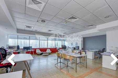 Office for Rent in Jumeirah Lake Towers (JLT), Dubai - Fitted Office | HDS Business Center | Lake View | For Rent!