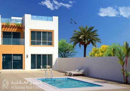 4 Bedroom Townhouse for Sale in Jumeirah Park, Dubai - Luxury Living - 4 Bed with private pool at Jumeirah Park