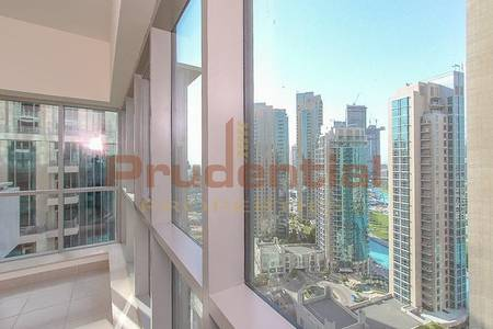High Floor/Burj Khalifa view/ 2 Balconies - 2BHK for sale in Boulevard Central