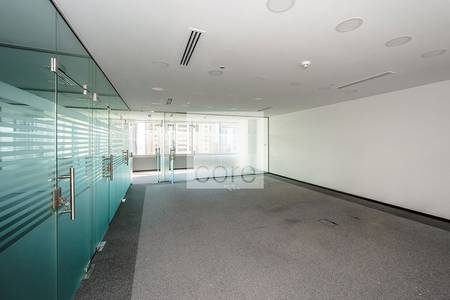 Office for Rent in Jumeirah Lake Towers (JLT), Dubai - Fitted and Partitioned Office | Mid Floor