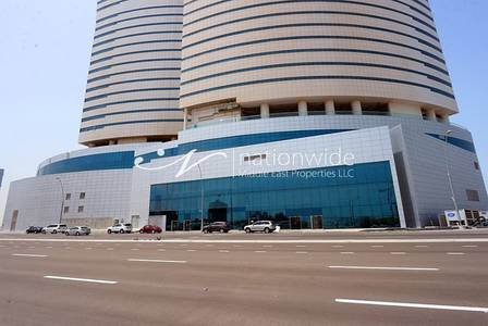 Shop for Rent in Al Reem Island, Abu Dhabi - Vacant Semi Fitted Retail Space w/ 3 Chq