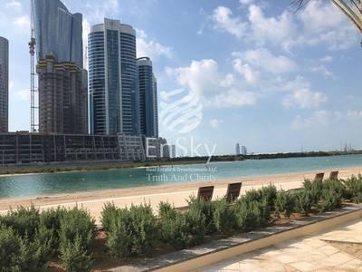 1 Bedroom Flat for Sale in Al Reem Island, Abu Dhabi - Buy a sea view 1 bedroom Unit in Yasmina