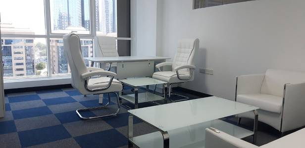 Office for Rent in Sheikh Zayed Road, Dubai - SERVICED OFFICE !! ON SHEIKH ZAYED ROAD