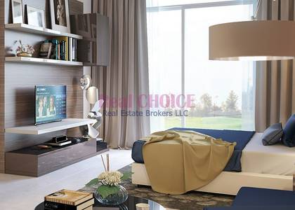 Studio for Sale in Akoya Oxygen, Dubai - Studio Unit with Great Investment Returns
