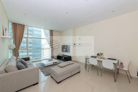 1 Bedroom Apartment for Rent in Dubai Marina, Dubai - Well Maintained 1 Bed  -  Next to Metro