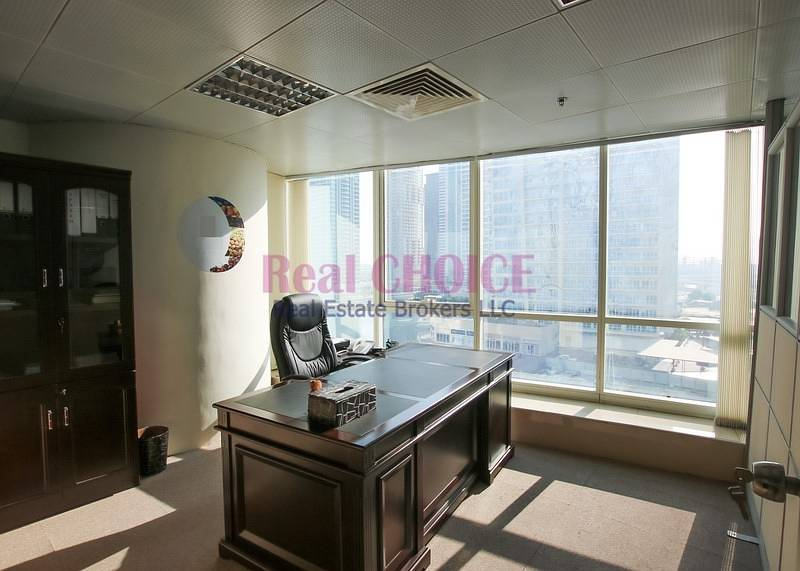 Lovely Marina View|Fully Fitted Office