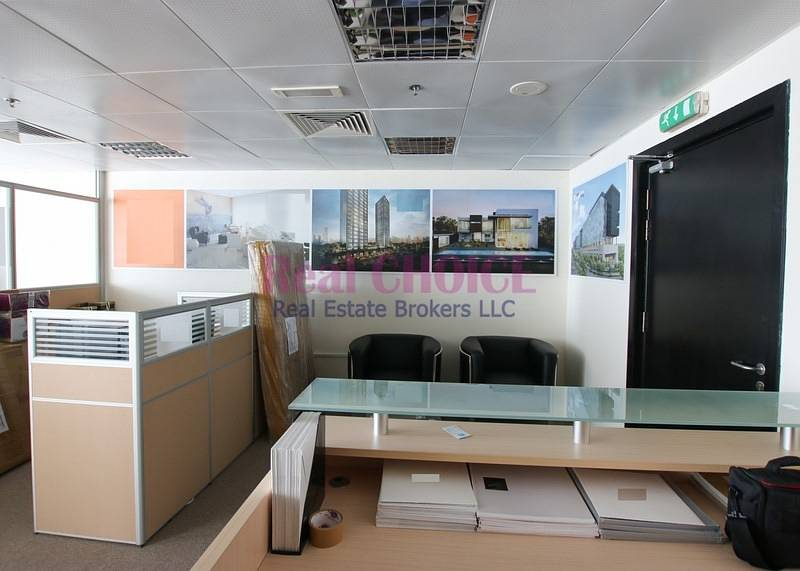 2 Lovely Marina View|Fully Fitted Office